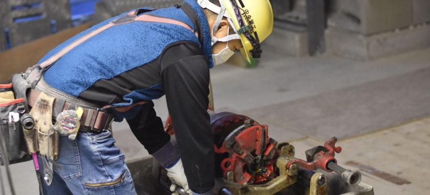 管工事業(給排水・配管・設備工事)のことなら広島市南区の【中央管工】にお任せください!